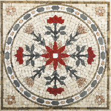 Mosaico MS 607 GR 120x120cm Anticatto