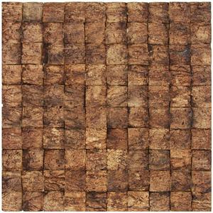 Mosaico ouri o da castanha do par acetinado eccos - Mosaico leroy merlin ...