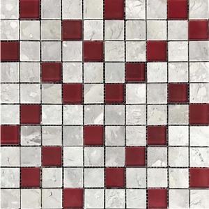 Mosaico Pedra 2014 31,5x31,5cm Anticatto