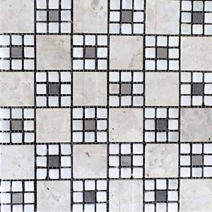 Mosaico Pedra 4915A 30x30cm Anticatto