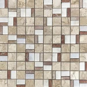 Mosaico Pedra CH 0904 31,5x31,5cm Anticatto
