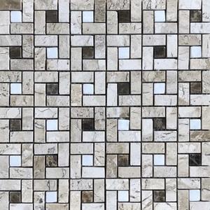 Mosaico Pedra HF 0614 28,5x28,5cm Anticatto