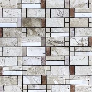 Mosaico Pedra MM 0509 31,5x31,5cm Anticatto