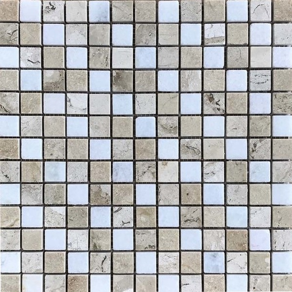 Mosaico pedra pf 2003 30x30cm anticatto leroy merlin for Mosaico leroy merlin