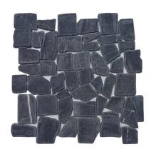 Mosaico Preto 30,5x30,5cm Artens