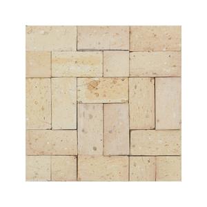 Mosaico Quadros Branco Natural 27x27cm Artens
