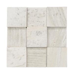 Mosaico Xadrez 30x30cm Villas Decor