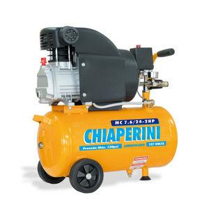 Motocompressor 110V MC7.6 24L 2Hp sem Kit Chiaperini