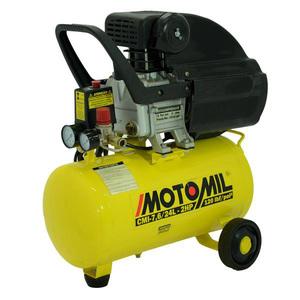Motocompressor 2HP120lbs CMI-7,6/24 127V (110V) Motomil