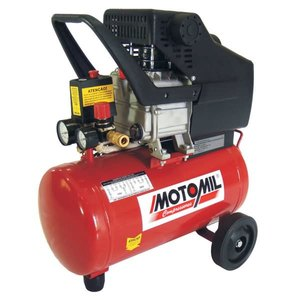 Motocompressor Bivolt 8,7/24L 13191.9 MOTOMIL