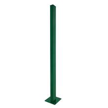 Mourão para Gradil Aço Verde 108cm