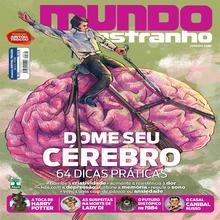 Revista Mundo Estranho Abril