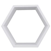 Nicho Colmeia Madeira Branco 32x37x19x16cm MUVE