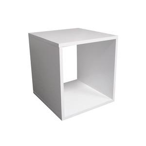 Nicho Cubo Aberto Branco 36x33x35cm BRV Móveis
