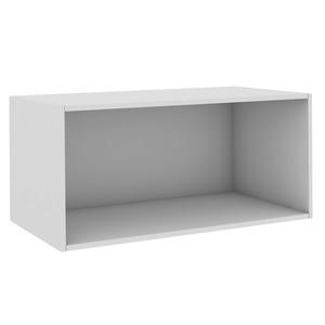 Nicho Cubo Aberto Closet Branco 85x45x40cm