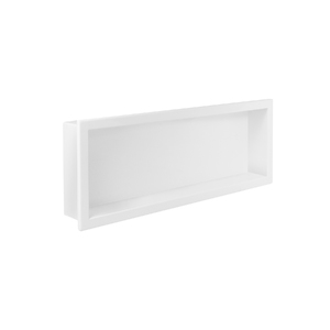 Nicho para Box Nice 34x94x10cm Branco Venturi