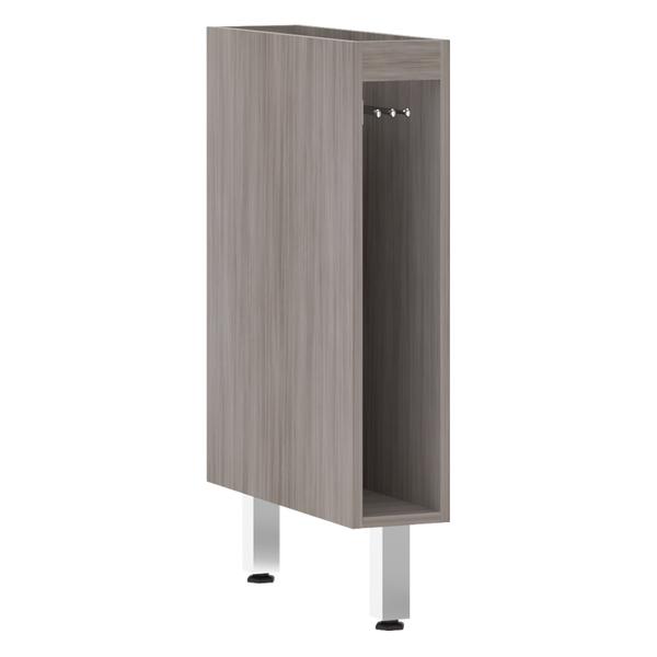nicho de cozinha de cozinha vertical com toalheiro 1502 prime luciane leroy merlin. Black Bedroom Furniture Sets. Home Design Ideas