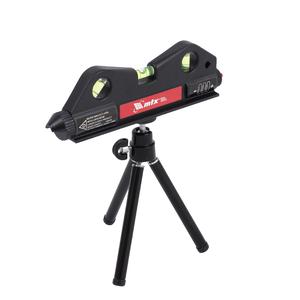 Nível a Laser 170mm 3 Bolhas com Tripé 150mm MTX