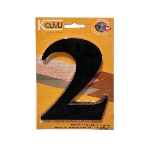 N mero casa 2 14 5cm adesivo acr lico preto leroy merlin - Numeros para casas leroy merlin ...