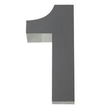Número para residência Número 1 40 cmx7 cm Polido Italy Line