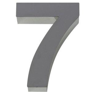 Número para residência Número 7 15 cmx10 cm Polido Italy Line