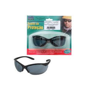 Óculos de proteção cinza Ecoflex Balaska