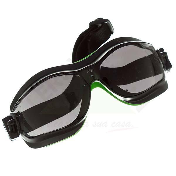 250e3477ac267 Óculos de Segurança Cinza Ampla Visão Helix Carbografite   Leroy Merlin