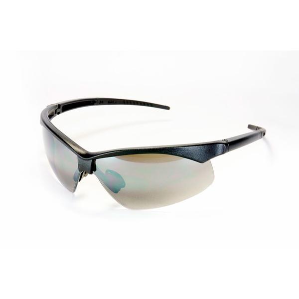 466a7817f2c02 Óculos de Segurança Evolution Cinza Espelhado Carbografite