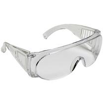 Óculos de Segurança Pro Vison Incolor Carbografite