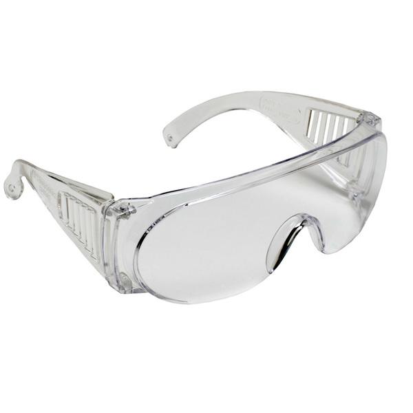 96ed7b4e253e6 Óculos de Segurança Incolor Pro Vison Carbografite