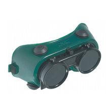 Óculos de solda CG 250 visor Articulado Carbografite