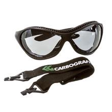 Óculos Seguranca Spyder Cinza Espelhado Carbografite
