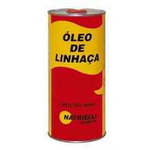 Óleo de linhaça Natrielli 0,9L