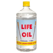 ÓLEO PARA TOCHEIRO LIFE OIL 1L CJA