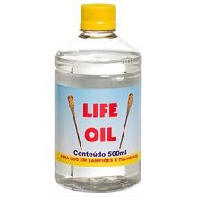 ÓLEO PARA TOCHEIRO LIFE OIL 500ML CJA