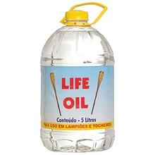 ÓLEO PARA TOCHEIRO LIFE OIL 5L CJA