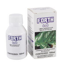 Óleo Vegetal 100ml Forth