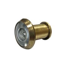 Olho Mágico para Porta 25 a 42mm 180º Zamac Prata Oxidado