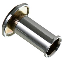 Olho Mágico para Porta 35 a 50mm 200º Zamac Prata Cromado