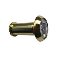 Olho Mágico para Porta 35 a 52mm 200º Latão Dourado