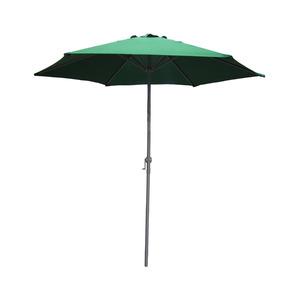 Ombrelone Aço Redondo Verde 140x270cm Importado