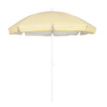 Ombrelone Aço Stripes Amarelo 2m
