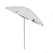 Ombrelone Alumínio Articulado Branco 200cm