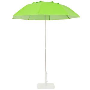 Ombrelone Alumínio/Pvc Light Redondo 2,10m Verde Ecogarden