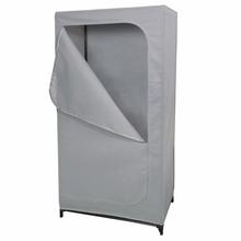 Organizador de Closet TNT Cinza 150x75x45cm Spaceo