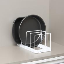 Organizador de Formas 14x12,5x27cm Branco Space Savers Metaltru