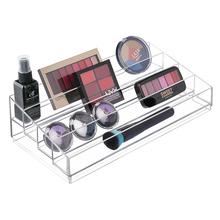 Organizador de Maquiagem Plástico 9x17x33cm Interdesign