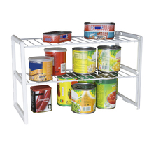 Organizador Multiuso Grande 40x25x16cm Branco Space Savers Metaltru