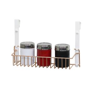 Organizador para Armário Ajustável 30x18x12cm Cobre Space Savers Metaltru