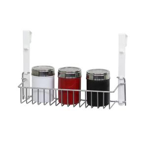 Organizador para Armário Ajustável 30x18x12cm Cromado Space Savers Metaltru